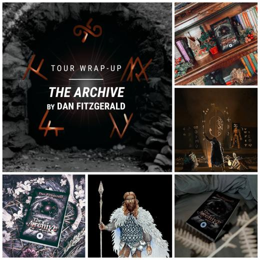 The Archive IG wrap up