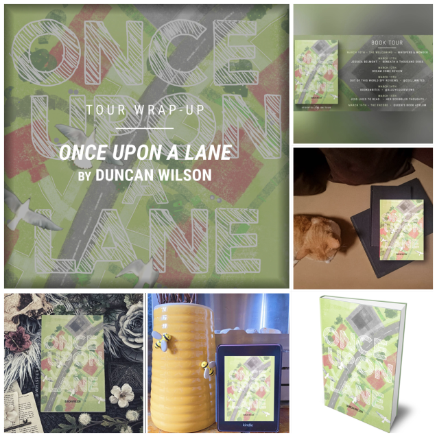 Once Upon a Lane by Duncan Wilson IG wrap up