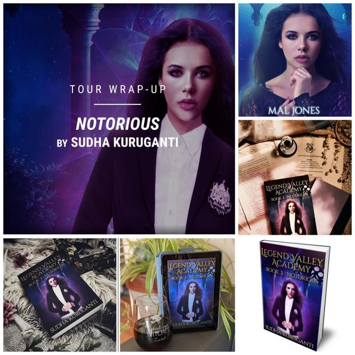 Notorious by Sudha Kuruganti IG wrap up