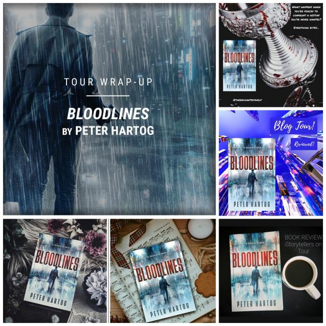 Bloodlines by Peter Hartog IG wrap up