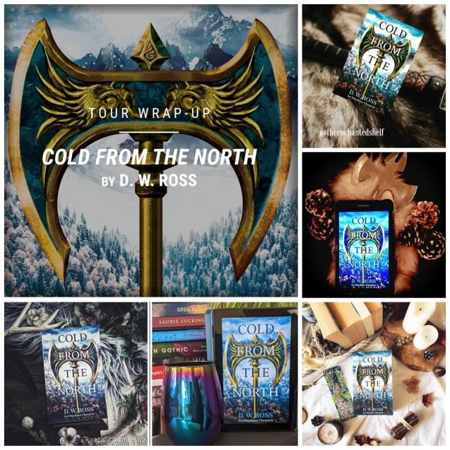 Cold from the North by D.W. Ross IG wrap up