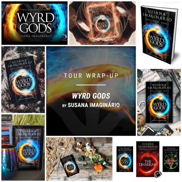 Wyrd Gods by Susana Imaginário IG wrap up