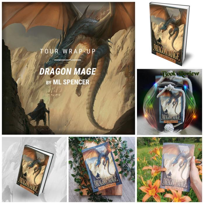 Dragon Mage by ML Spencer IG wrap up