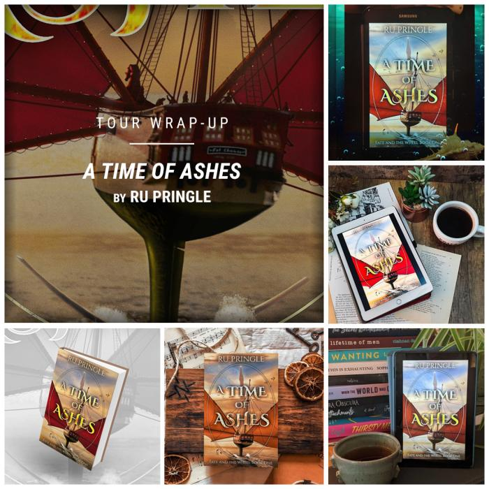 A Time of Ashes by Ru Pringle IG warp up