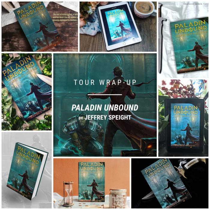 Paladin Unbound by Jeffres Speight IG wrap up