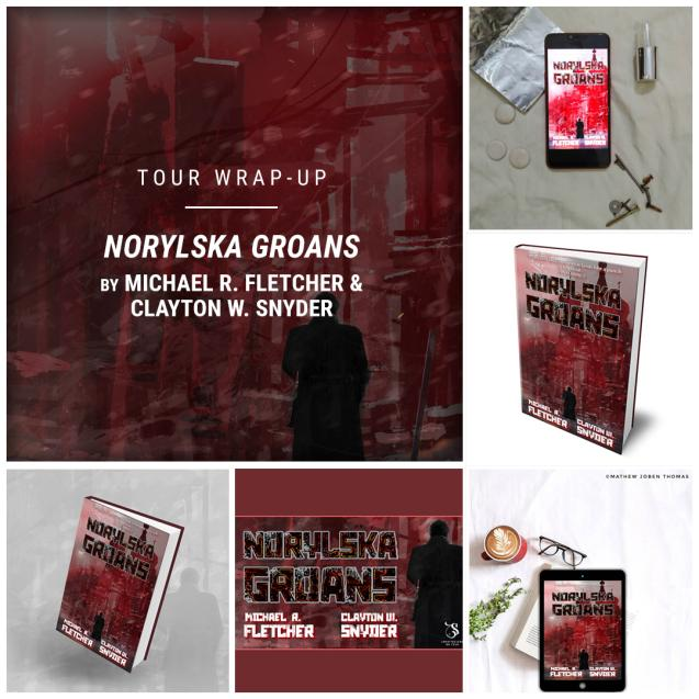 Norylska Groans by Michael R. Fletcher & Clayton W. Snyder IG warp up