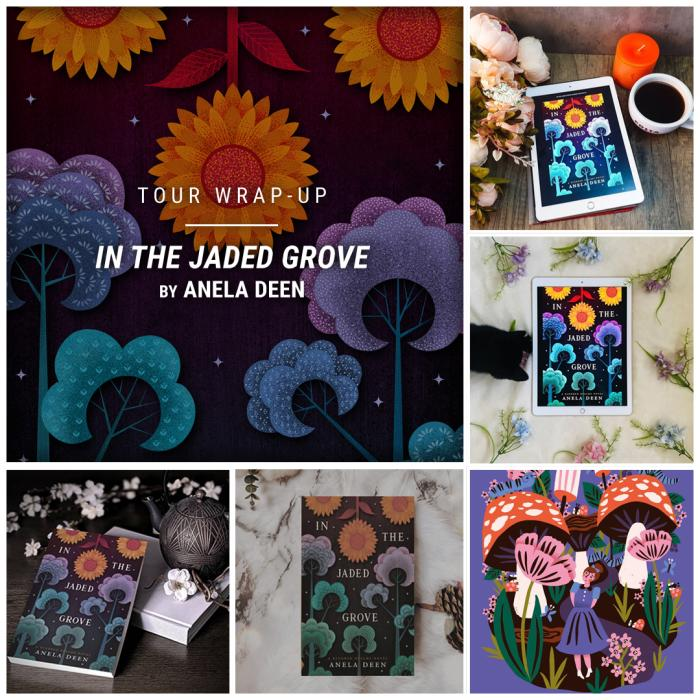 In the Jaded Grove by Anela Deen IG wrap up