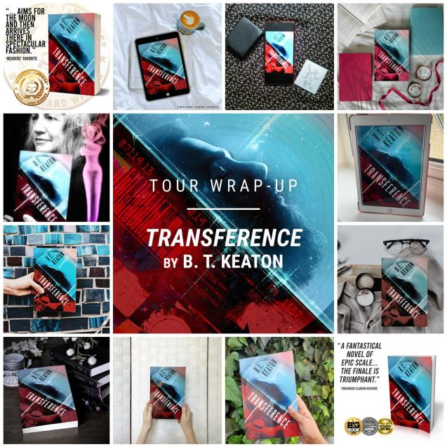 Transference by B.T. Keaton IG wrap up