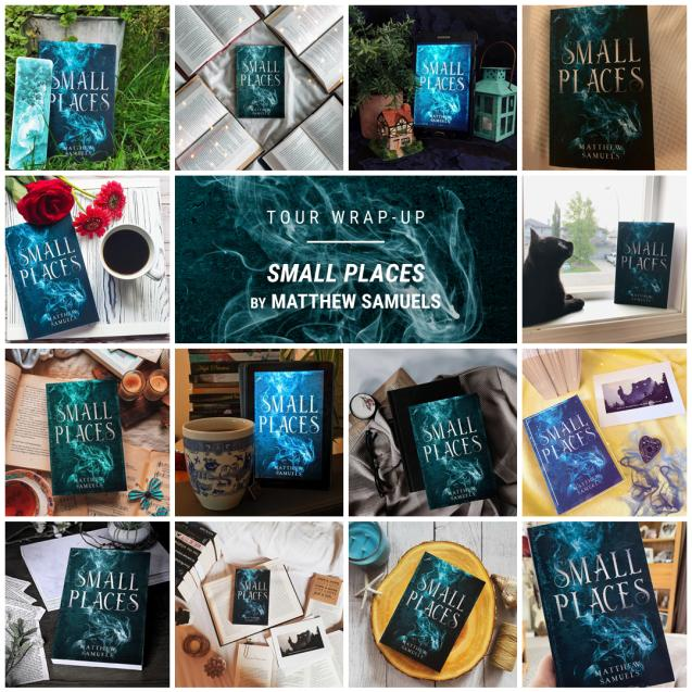 Small Places by Matthew Samuels IG wrap up