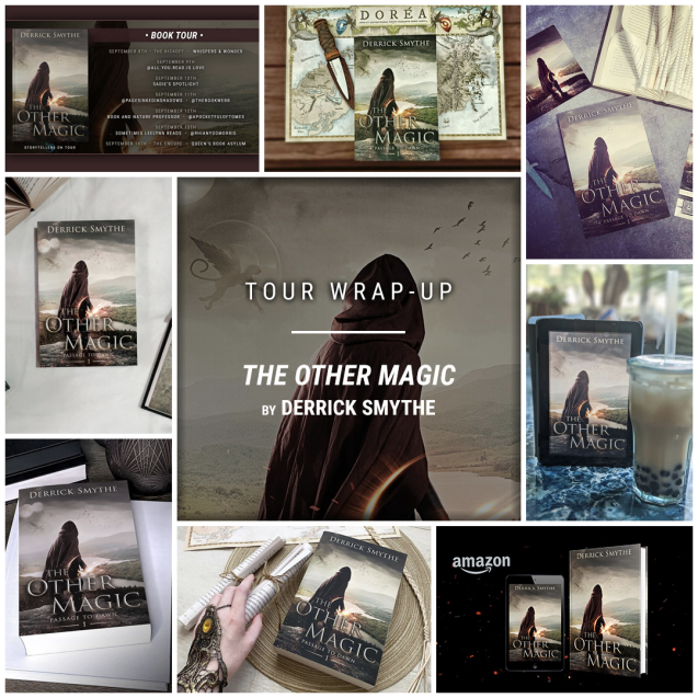 The Other Magic by Derrick Smythe IG wrap up