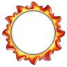Sun Sale border