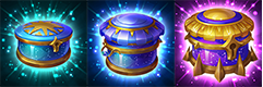 Astral event chests