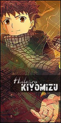 Kiyomizu Hidejiro
