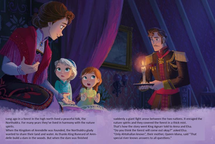 La Reine des Neiges II [Walt Disney - 2019] - Page 21 Spread_1B