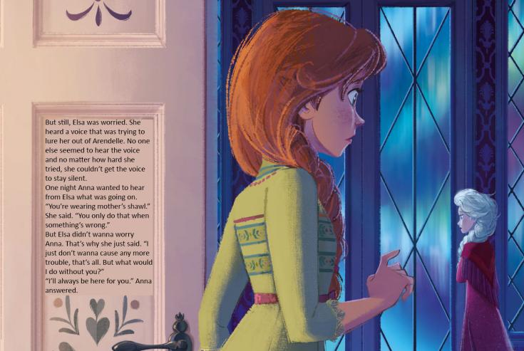 La Reine des Neiges II [Walt Disney - 2019] - Page 21 Spread_3B