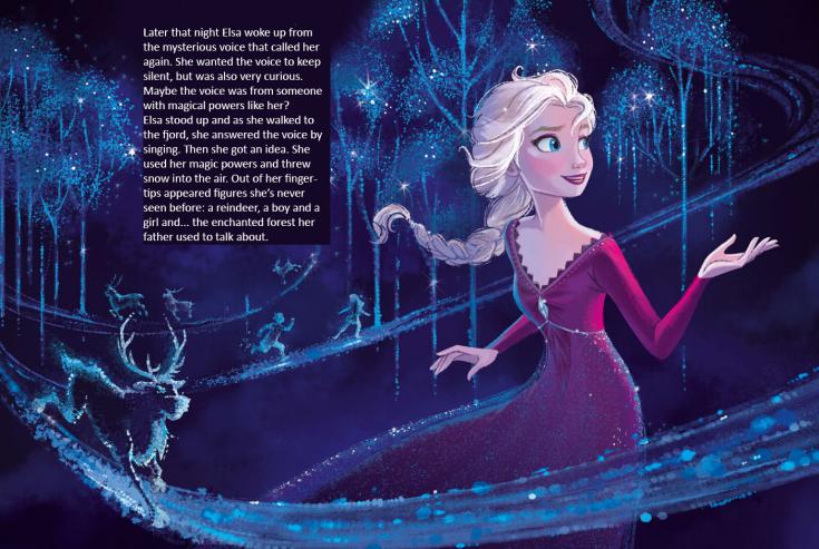 La Reine des Neiges II [Walt Disney - 2019] - Page 21 Spread_4B
