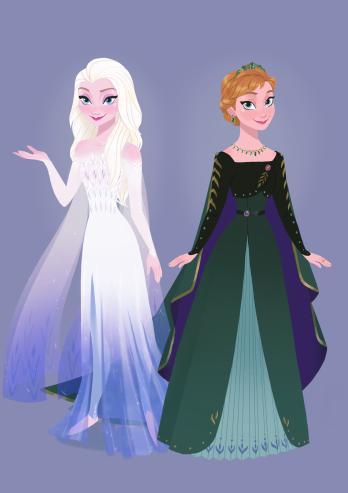 La Reine des Neiges II [Walt Disney - 2019] Epilogo