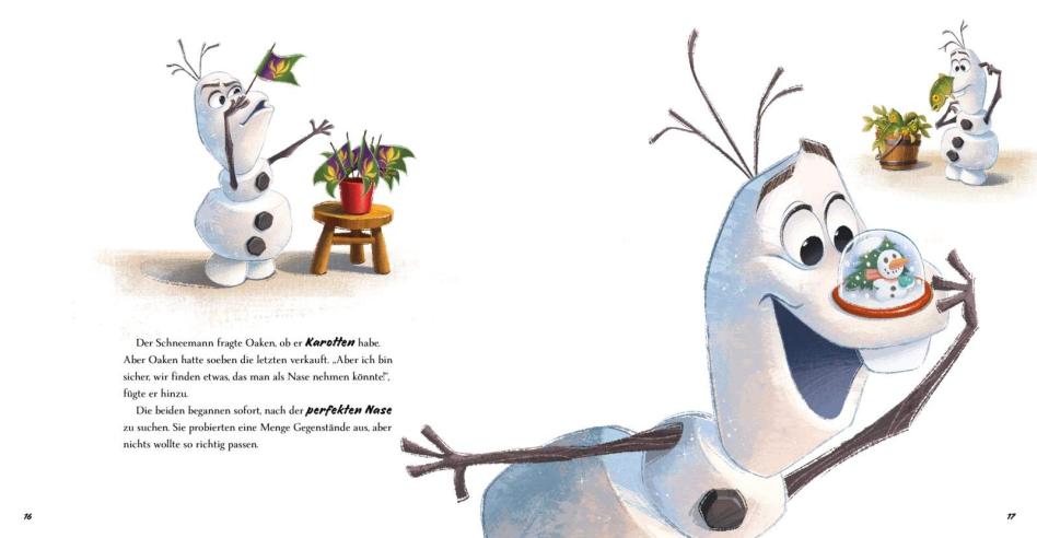 Les Aventures d'Olaf [Disney - 2020] - Page 2 61VJLGGSpuL