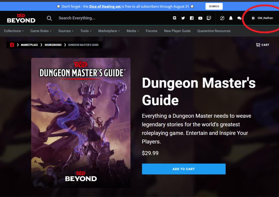 My player can't access shared materials - Bugs & Support - D&D Beyond  General - D&D Beyond Forums - D&D Beyond