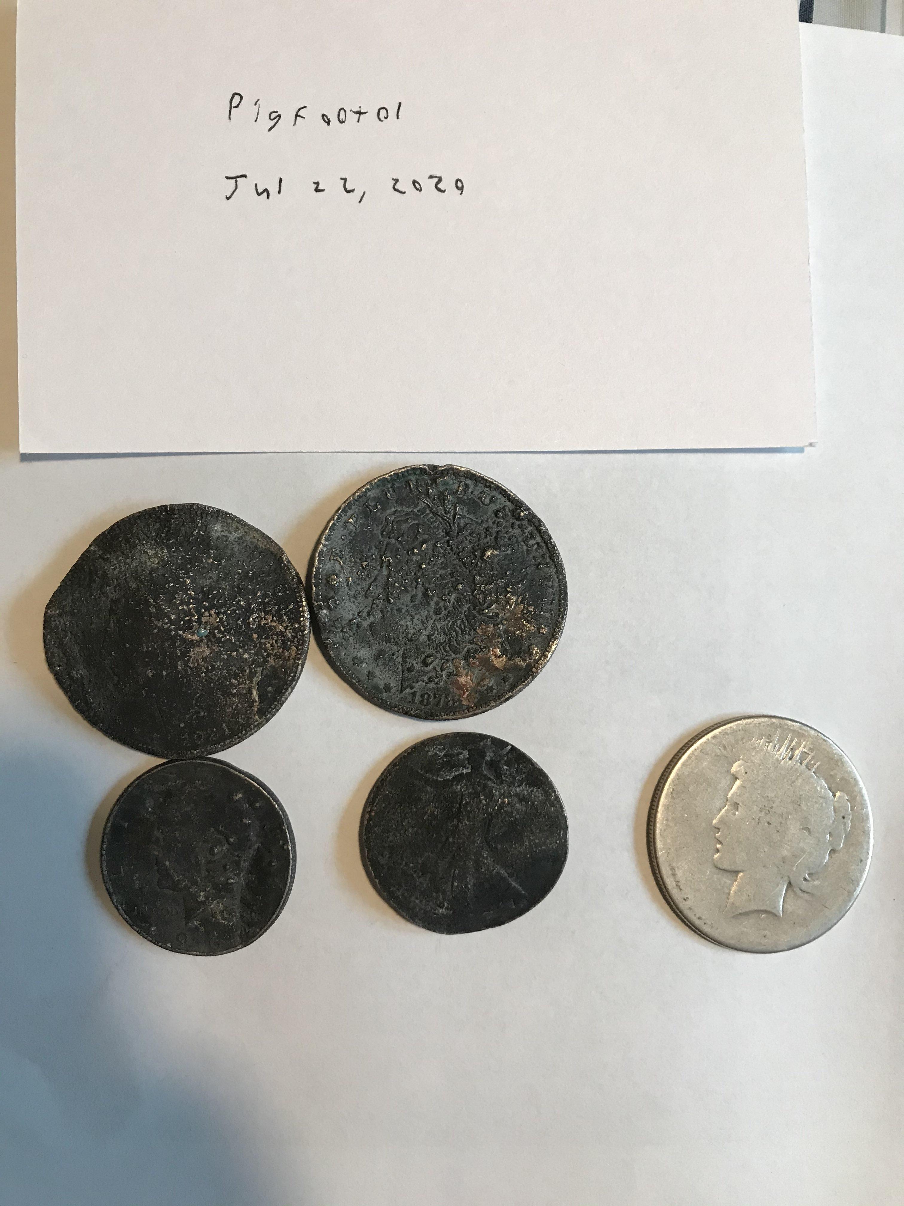 coin collecting discord