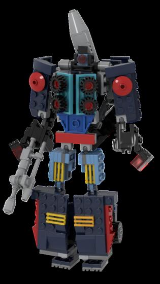 Customs de LeaderOptimus : le côté Lego - Page 4 Unknown