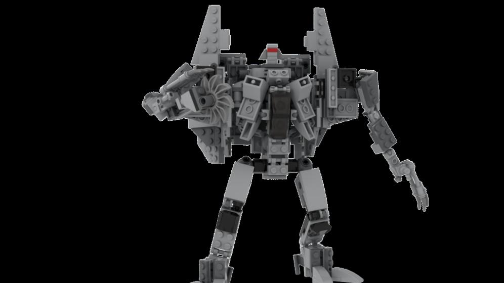 Customs de LeaderOptimus : le côté Lego - Page 4 Lf_mov_sscream