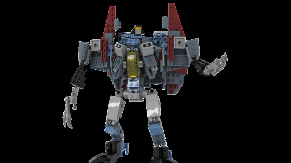 Customs de LeaderOptimus : le côté Lego - Page 4 Lf_mov_tcracker