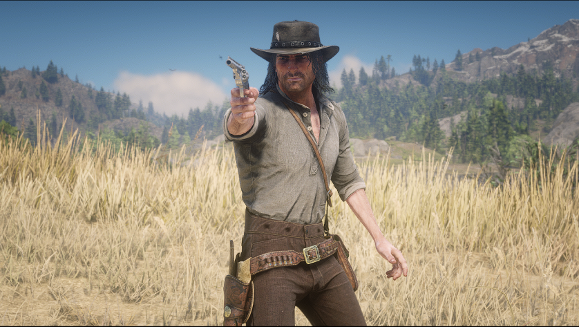 John Marston's Hair - Page 23 - Red Dead Redemption 2 - GTAForums