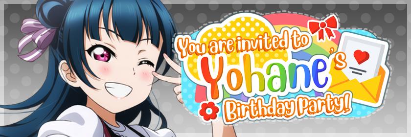 Yoshiko Birthday