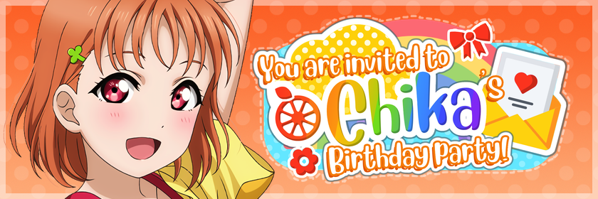 Chika Birthday