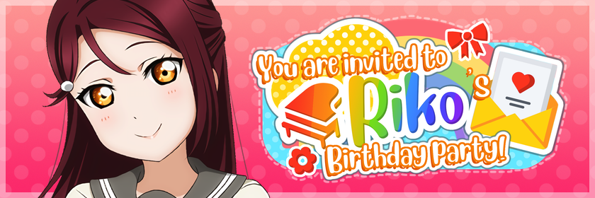 Riko Birthday