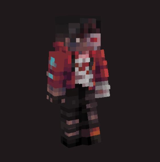 CYBERPUNK ; male ed. Minecraft Skin