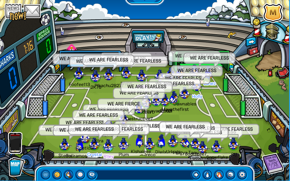 Help Force CPPS Event