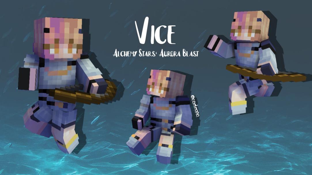 Vice~ Minecraft Skin