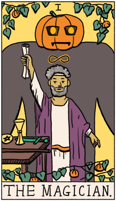 The Magician - Aiolia