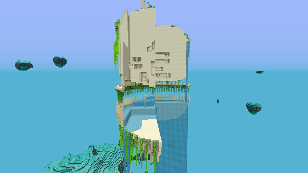 broken temple