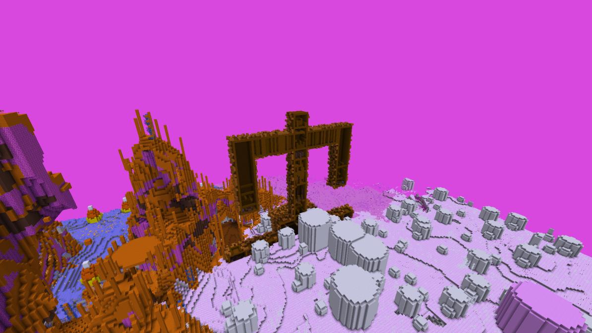 broken dungeon