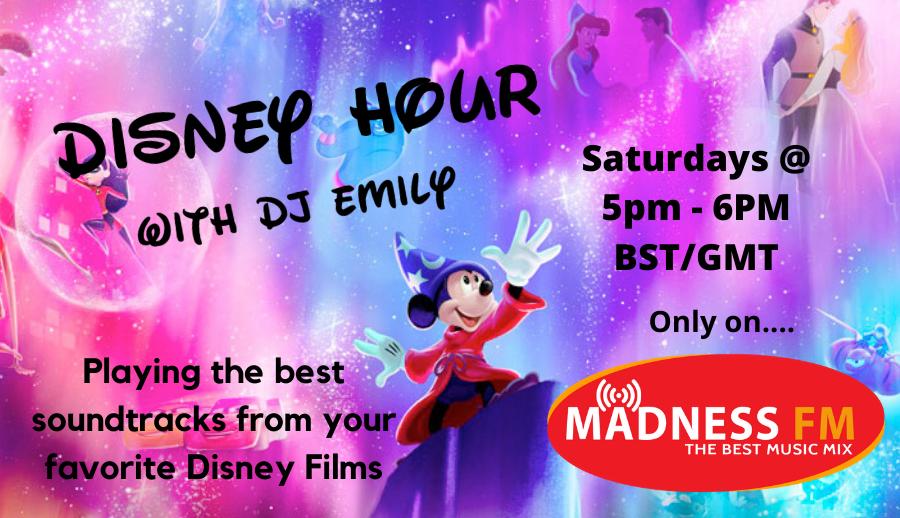 Disney Hour with DJ Emily