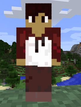 How to do dark skin tones correctly on a Minecraft skin! ♡