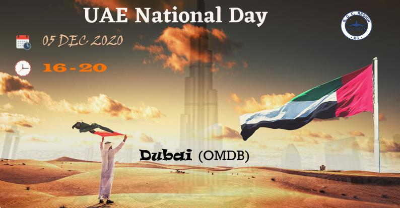 [XG] Emirate national day celebration