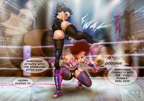 Charlotte Harenwood vs Claudia Kwon - Strike Hard Defy3wj-9c9d0278-b43c-4914-a20c-b5c490c01253