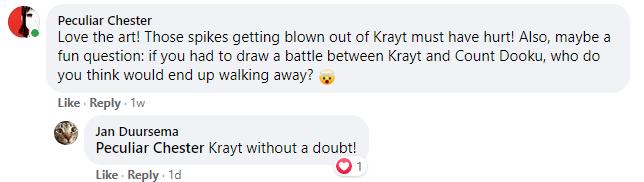 Stomper Showdown R4 #2 - Darth Angral (Darth Plagueis the Wise) vs K'kruhk (AaylaSecuraFan) Unknown