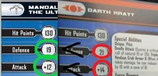 Stomper Showdown R4 #2 - Darth Angral (Darth Plagueis the Wise) vs K'kruhk (AaylaSecuraFan) Comparison