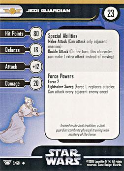 Stomper Showdown R4 #2 - Darth Angral (Darth Plagueis the Wise) vs K'kruhk (AaylaSecuraFan) CF_Card_Jedi_Guardian_03