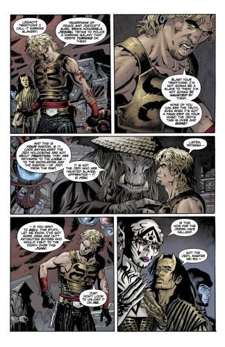 Stomper Showdown R4 #2 - Darth Angral (Darth Plagueis the Wise) vs K'kruhk (AaylaSecuraFan) Jedi_Cade_1