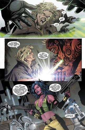 Stomper Showdown R4 #2 - Darth Angral (Darth Plagueis the Wise) vs K'kruhk (AaylaSecuraFan) Jedi_Cade_8
