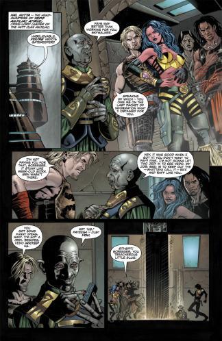 Stomper Showdown R4 #2 - Darth Angral (Darth Plagueis the Wise) vs K'kruhk (AaylaSecuraFan) Jedi_Cade_9