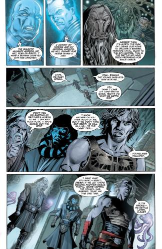 Stomper Showdown R4 #2 - Darth Angral (Darth Plagueis the Wise) vs K'kruhk (AaylaSecuraFan) Jedi_Cade_17