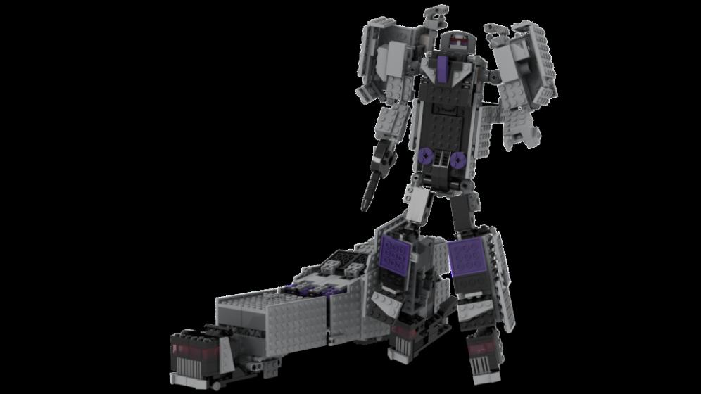 Customs de LeaderOptimus : le côté Lego - Page 4 Rendu_Motormaster_Studio