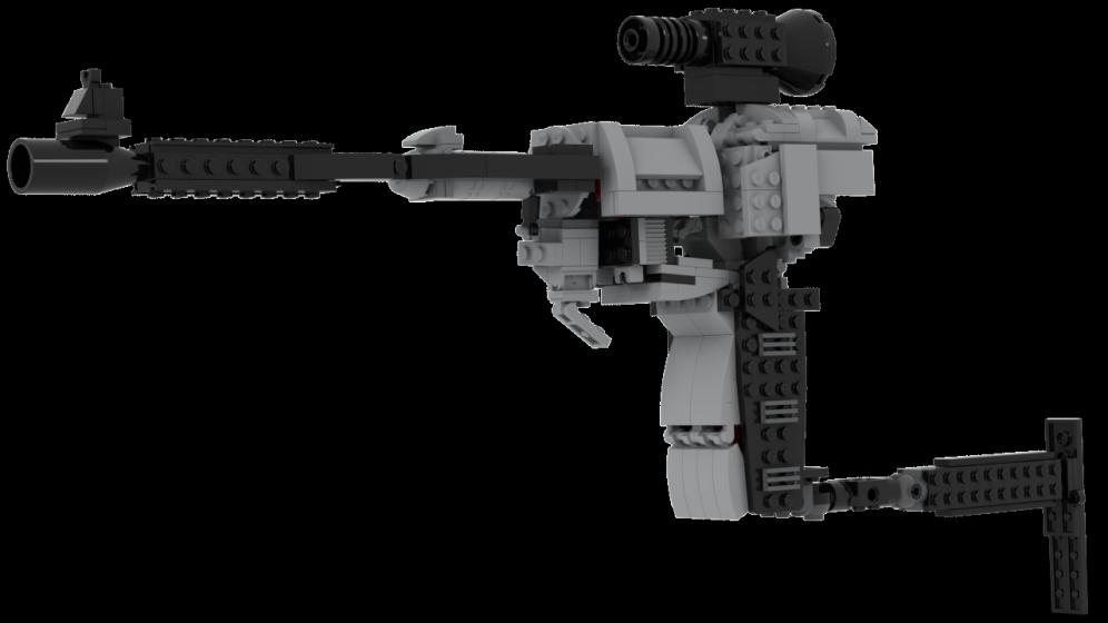 Customs de LeaderOptimus : le côté Lego - Page 4 Rendu_Megatron_studio_3